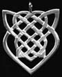 Celtic Shield of Honor Pendant